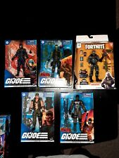 G.i. joe classified?Beach Head?Gung Ho Cobra Commander Roadblock Firefly/Havoc