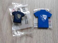 Trikot-Pin (Anstecknadel) + Magnet-Pin vom VfL Bochum  (neu + in OVP)