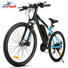"26''/ 27.5"" Electric Bike Mountain Bicycle Ebike Shimano 21/ 24 Speed 350W 36V"