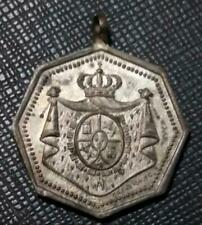 1901 ARGENTINA Spain Shield - SPANISH NEW SOCIETY - NICE MEDAL