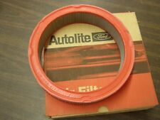 NOS OEM Ford 1967 1968 1969 Mustang Fairlane Falcon 6 Cyl. Air Filter Autolite
