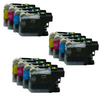 12x Ink Cartridge LC133 133 Compatible For Brother MFC-J4510DW J4710DW J6520DW