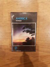 America - Harbor Cassette Tape