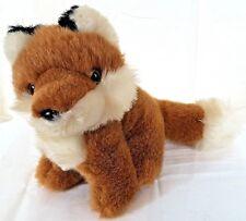 "Vintage Chad Valley Red Fox Cub Soft Toy Wild Animal Cuddly 7"""