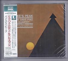 The DAVE PIKE QUARTET Pike's Peak JAPAN Blu-spec cd BSCD2 SICP-30279  sealed NEW