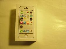 Apple iPhone 5s - 16GB - silver (Straight Talk) A1453