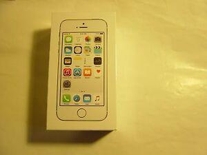 Apple iPhone 5s - 16GB - silver (Straight Talk) A1453