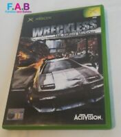Wreckless The Yakuza Missions Microsoft XBOX Video Games