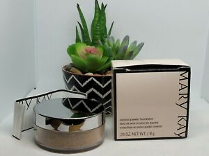 NEW in BOX Mary Kay  Mineral Powder Foundation - Beige 2  #040989