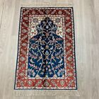 YILONG 2'x3' Handknotted Silk Carpet Home Interior Oriental Area Rug Y266B