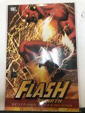 The Flash Rebirth (2011) DC Comics TPB SC Geoff Johns