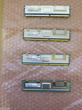 Original Dell 8Gb (4x2Gb) Ram Poweredge Servers 1950 2950 2900 6950 R900 M600