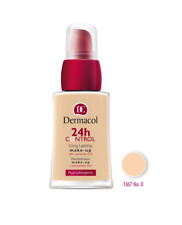 DERMACOL 24H CONTROL A LONG-LASTING & TOUCH-PROOF FOUNDATION WITH CO-ENZYME Q10