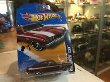 MATTEL HOT WHEELS MUSCLE MANIA - GM 12 '70 BUICK CSX / 109/247 - AUSSIE STOCK !