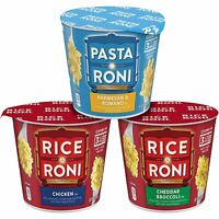 Rice a Roni Cups, Individual Cup 2.11 Ounce (Pack of 12)
