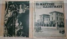 1924 Agguato contro Matteotti Alaska Ras Tafari a Roma Canarino Omicidio Spagna
