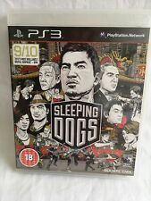 Sleeping Dogs PS3 Playstation
