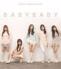 SNSD GIRLS' GENERATION [BABY BABY] 1st Repackage Album CD+Photobook K-POP SEALED