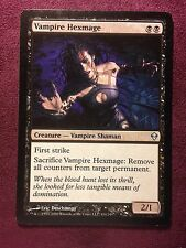 Vampire Hexmage   VO  MTG PLAYED (see scan)