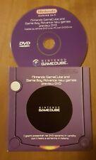 PRESS KIT GAME CUBE GAME BOY ADVANCE - NINTENDO - ITALIANO RARO - DVD ROM