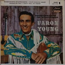 FARON YOUNG Sweethearts or strangers Capitol EAP 1 778