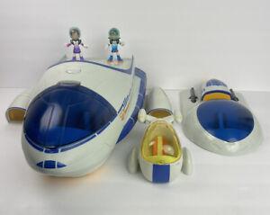 Tomy Disney Junior Miles from Tomorrowland Stellosphere  Playset Rocket Ship