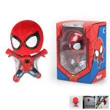 Marvel Cute Spiderman Spider-Man Home Coming Bobble Head Figure Car Accessories