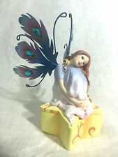 Fairy Peacock Trinket Box - STAR