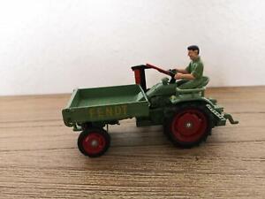 Siku Classic Fendt Traktor Geräteträger 1:32 aus Sammlung - selten -