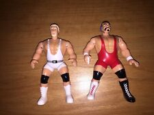 WCW Steiner Brothers Wrestling Action Figures Nitro