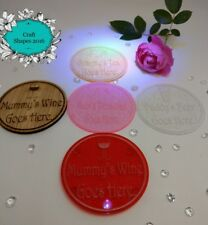 Personalised Coasters, Christmas, Birthday, Mothers Day, Fathers Day, Gifts
