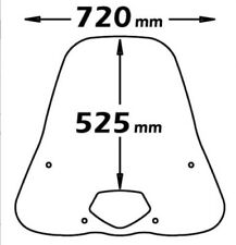 Parabrezza ORIGINALE ISOTTA Honda Sh 125i 150i 2005>2008 Paravento con staffe
