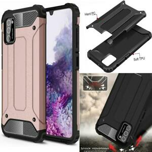 For Samsung Galaxy A21S M31 A41 A31 Case Shockproof Slim Armour Phone Cover