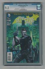 Detective Comics #25 CGC 9.2 NM- DC Comics The New 52 1/14 Zero Year