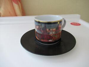 Hundertwasser Kaffeetasse  ars mundi Exklusiv-Edition