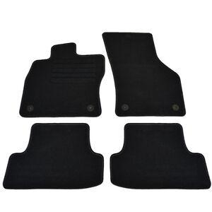 4 TAPIS SOL AUDI A3 8V 2012-UP 1.2 1.4 TFSI 1.8 TFSI S3 MOQUETTE SUR MESURE