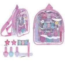 Kinder CATICORN Beauty Kosmetik Make-up Rucksack Schminke SET 11 teilig (44)