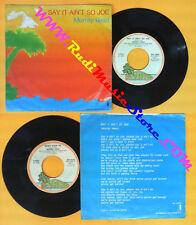 LP 45 7'' MURRAY HEAD Say it ain't so joe Don't have to 1975 italy no cd mc dvd