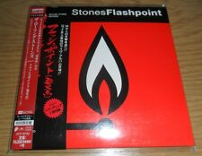 THE ROLLING STONES Flashpoint PLATINUM SHM-CD JAPAN MiniLP UICY-40163 new/sealed