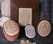"""Special Ladies"" Cross Stitch Pattern by HOMESPUN ELEGANCE Sayings"