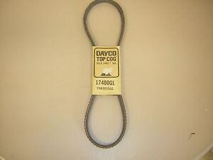 DAYCO 17400 V-Belt FAST SHIPPING !!! Mazda, Chevrolet, Dodge, Ford, GMC, Audi