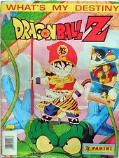 ALBUM FIGURINE DRAGON BALL Z COMPLETO PANINI 2000 STICKERS