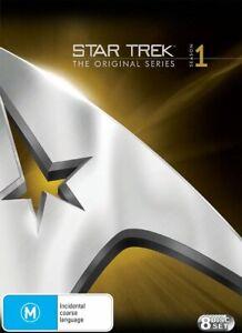 Star Trek The Original Series - Season 1 DVD
