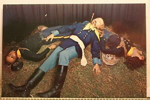 Colorado CO Denver Wax Museum George A Custer Postcard Old Vintage Card View PC