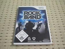 Rockband für Nintendo Wii und Wii U *OVP*