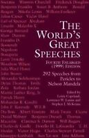 The World's Great Speeches: Fourth Enlarged (1999) Edition by