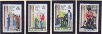 St. Helena Stamp Set Scott #360-3, Mint Never Hinged MNH