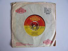 "Chuck Berry Nadine (Is It You) Pye Int R&B Series 1964 UK 7"" Vinyl Single"