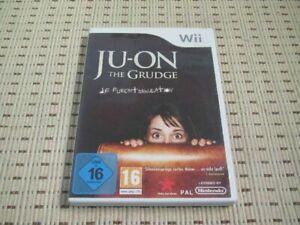 Ju-On Der Fluch für Nintendo Wii und Wii U *OVP*