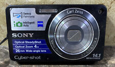 Sony Cyber-shot Optical Steady Shot DSC-W350